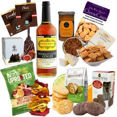 Healthy Gourmet Gifts - Cozy Sips and Nibbles - NEW!, $116.00 (http://www.healthygourmetgifts.com/cozy-sips-and-nibbles/)
