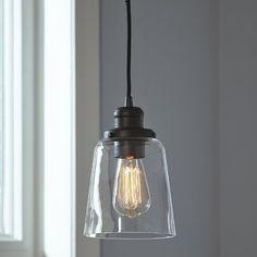 Phillips 1-Light Mini Pendant