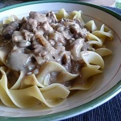 Slow Cooker Stroganoff @ http://de.allrecipes.com