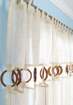 Have to do this for my bedroom, but use metal instead of wood!   Sooo excited!