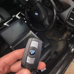 BMW Smart Key Fob Remote Bmw Key, Bmw Black, Smart Key, Car Keys, Car Wash, My Bags, Super Cars, Personalized Items, Luxury