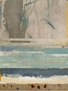 Kathryn Frund - A Permeable Light , mixed media (with wax seals & canvas) on panel 64 x 48 inches http://www.chaseyounggallery.com/Artist_Profiles/Frund_extra/Frundpage1.html