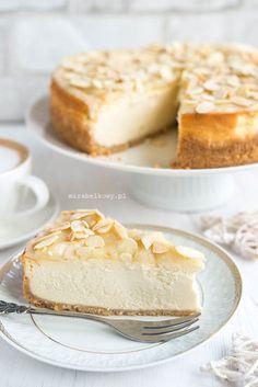 Sweets Cake, Vanilla Cake, Cheesecake, Deserts, Baking, Recipes, Cook, Bar, Drink