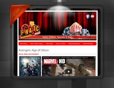 Da gibt es eine super Internetseite zum Thema Kino und die hat  logoerstellenlassen.com erstellt und Logos bekommt man dort auch