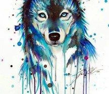 Inspiring image animals, art, draw, drawing, drawings, other, wolf, рисунок #2610165 by KSENIA_L - Resolution 400x609px - Find the image to your taste
