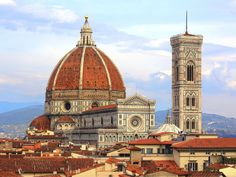 """european charm: Brunelleschi's Duomo & Florence, Italy • """"The 50 Most Beautiful Places in Europe"""" by Conde Nast Traveler 2016-03-31 ©getty"""
