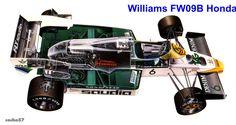 Williams FW09B Honda