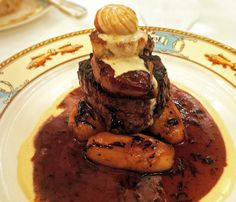 1000 images about on pinterest foie gras madeira sauce and truffles - Vin rossini ...