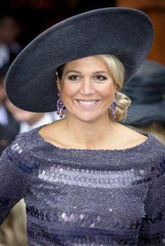 Queen Máxima, October 5, 2013 | The Royal Hats Blog