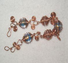 Copper cage Bracelet