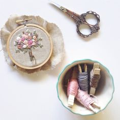 SHOP UPDATE - Nov 12 will be the last day to place a CUSTOM order and receive it in time for Christmas. So if you have been thinking about ordering a custom hoop for yourself or a loved one, now is the time! Embroidered Flowers, Floral Embroidery, Cross Stitch Embroidery, Embroidery Patterns, Hand Embroidery, Patterns In Nature, Bride Gifts, Anniversary Gifts, Wedding Bouquets