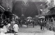 Barcelona, La Boqueria 1919