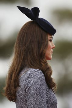 Catherine, the Duchess of Cambridge during an ANZAC Day commemorative service at the Australian War Memorial on April 25, 2014 in Canberra, Australia