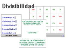 imagenes de divisibilidad, numeros primos y compuestos - Buscar con Google