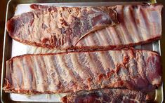 Melt In Your Mouth Ribs; 2014 Jane Bonacci, The Heritage Cook Ribs On Grill, Bbq Ribs, Pork Ribs, Barbecue, Milk Recipes, Top Recipes, Whole Food Recipes, Baking Recipes, Recipies