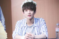 SAY THE NAME ! SEVENTEEN ! #Joshua #Jisoo #flower