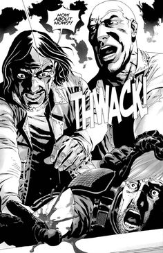 6 Things From the Walking Dead Comic That We Need to See on TV Agree with all Walking Dead Comics, Walking Dead Comic Book, Walking Dead Tv Show, Walking Dead Series, Walking Dead Season, Fear The Walking Dead, Comic Book Covers, Comic Books Art, Twd Comics