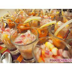 Ceviche Peruano! #Pinkitchen