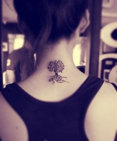 Another tree tattoo idea... I know these are common but it will definitely mean something to me.