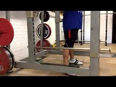 Warmup for better squats !