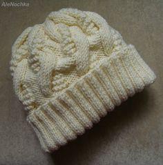 6Мои работы: взрослое Молочная шапочка