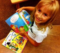 Books about starting Kindergarten that really help.