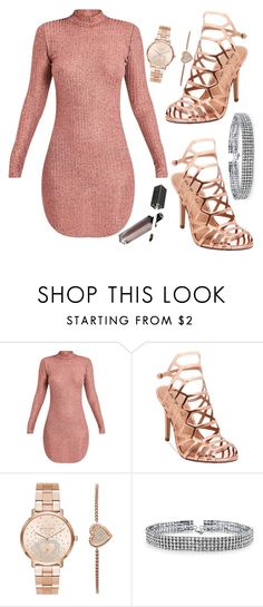 """""""Untitled #705"""" by justinbieber-zaikara ❤ liked on Polyvore featuring Madden Girl, Michael Kors and Bling Jewelry"""