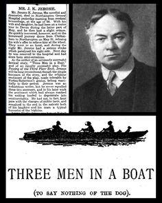 14th June 1927 - Death of Jerome K. Jerome