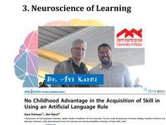 Neuroscience of Learning/Language Acquisition – Neurociência da Aprendizagem/Aquisição de Segunda Língua – André Hedlund