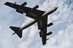 U.S. Air Force B-52H Stratofortress - via http://www.flickr.com/photos/usairforce/10745776233/