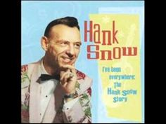 ▶ Hank Snow - I've Been Everywhere - YouTube