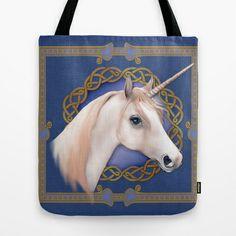 Unicorn Dreams Tote Bag by Spice - $22.00
