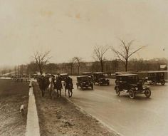 Pelham Parkway & Eastchester Road, 1923 Bronx, NY