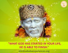 Shirdi Sai Devotee From India Says: Om Sairam, I am a simple Sairam devotee from India. I became Sai Baba devotee when I was 10 years old. Sai Baba Pictures, God Pictures, Sai Baba Miracles, Spiritual Religion, Indian Spirituality, Saints Of India, Sai Baba Wallpapers, Sai Baba Quotes, Baba Image