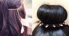Serás capaz de vender a tu HERMAN@ por conseguir estos 16 accesorios para el cabello