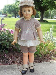 Vintage PATTI PLAYPAL doll G-35 COMPLETE outfit VERY PRETTY ideal Ebay