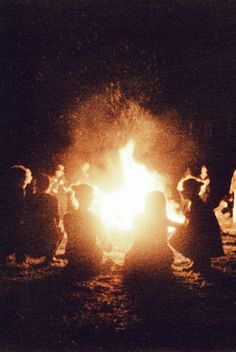 When was the last time you sat with friends around a campfire?