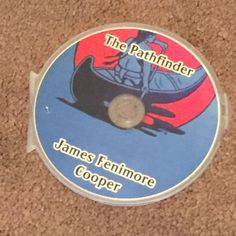 The Pathfinder by James Fenimore Cooper MP3 (CD, Audio Books, Fiction) Brand New