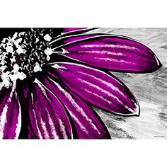 @Overstock - Environmentally friendly inks and canvas were used to manufacture this work of art. This Maxwell Dickson wall decor canvas art features a stunning purple petals floral design and a contemporary style.http://www.overstock.com/Home-Garden/Maxwell-Dickson-Purple-Petals-Wall-Decor-Canvas-Art/6448263/product.html?CID=214117 $160.99