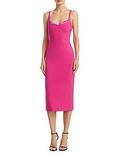 Cinq à Sept Mies Jolie Midi Dress
