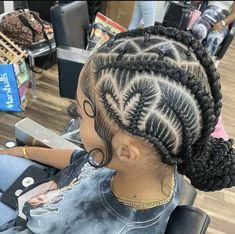 Cute Box Braids Hairstyles, Black Girl Braids, Braided Hairstyles For Black Women, Baddie Hairstyles, Girls Braids, Protective Hairstyles, Natural Hair Styles, Long Hair Styles, Sleek Ponytail