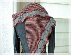 Ravelry: Mormorio pattern by Heather Zoppetti  #knit