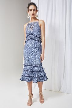 CATCH ME LACE MIDI DRESS,  KEEPSAKE $220.00    http://www.shopyou.com.au/ #womensfashion #shopyoustyle