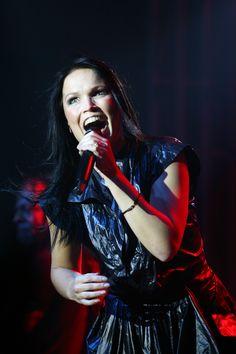 Tarja Turunen,amazing show tonight.Again.