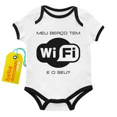 Body No Meu Berço Tem Wifi Geek Baby, Boss Baby, Baby Body, Baby Store, Kids And Parenting, Humor, Clothes, Fashion, Kids Fashion