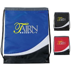 Norwood Promotional Products :: Product :: Curved Cinchpack
