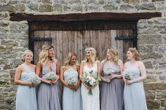 An Essence of Australia Gown for a Rustic Wedding at Healey Barn, Northumberland | Love My Dress® UK Wedding Blog