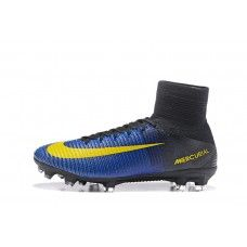 Bast Nike Mercurial Superfly V FG Fotbollsskor Blå Röd Mercurial Football  Boots 126a59f75b38d