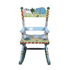 Safari Collection - Rocking Chair