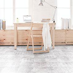 Betonepoque White/Grey mix patterns tile 200x200mm